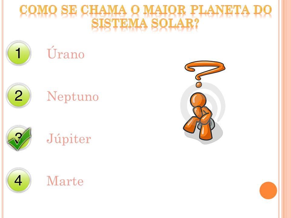 Úrano Neptuno Júpiter Marte
