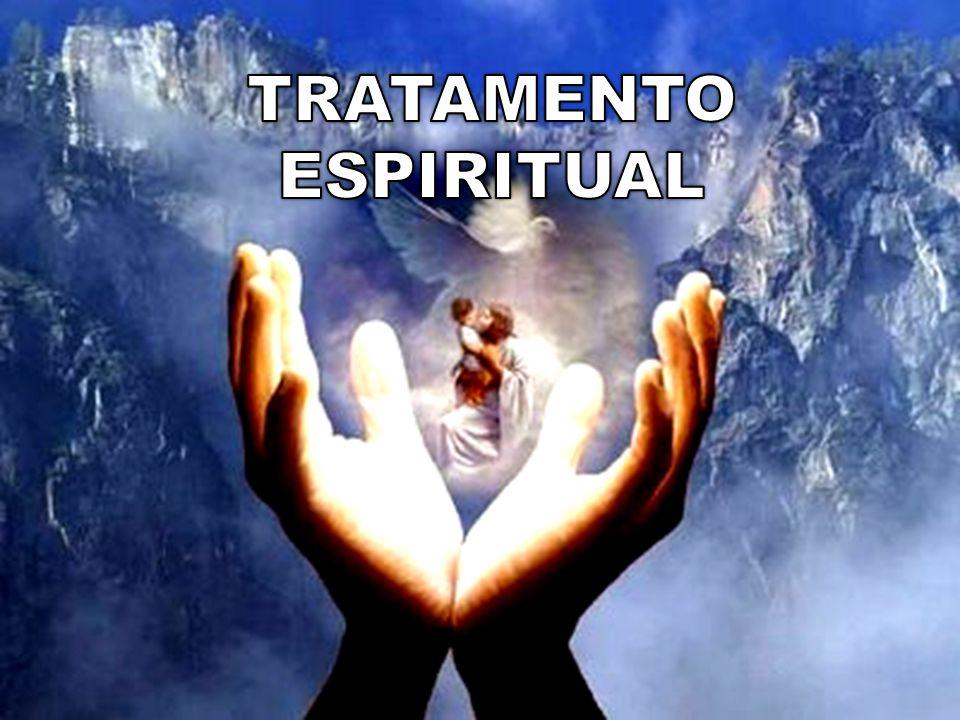 É uma transfusão de energias psíquicas e espirituais que alteram o campo celular.