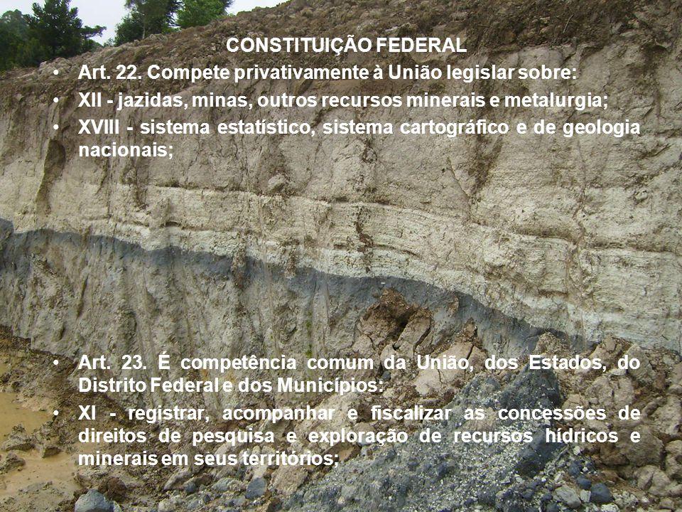 CONSTITUIÇÃO FEDERAL Art.231.