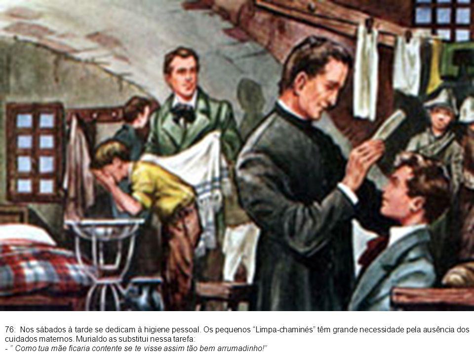 77: E chega, afinal para Murialdo, a grande data de sua vida: 21 de setembro de 1851.