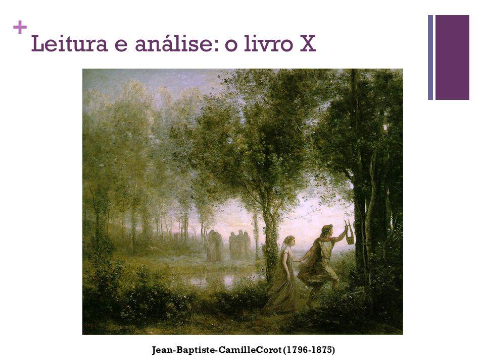 + Leitura e análise: o livro X Jean-Baptiste-CamilleCorot (1796-1875)