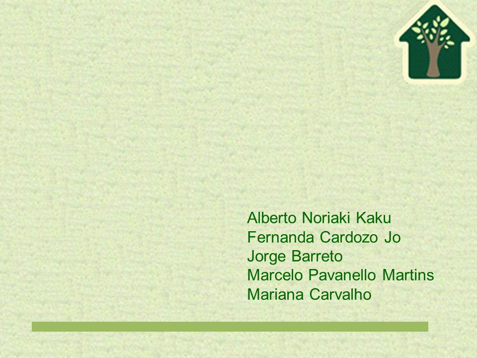 Alberto Noriaki Kaku Fernanda Cardozo Jo Jorge Barreto Marcelo Pavanello Martins Mariana Carvalho