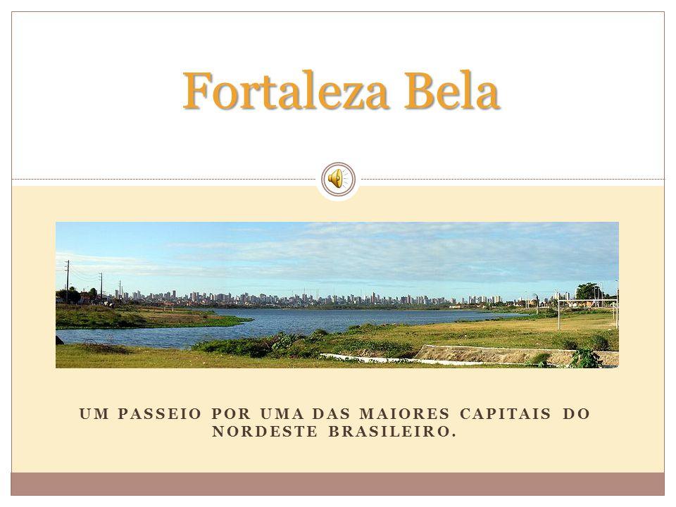 HUMOR Fortaleza é conhecida por ser o principal palco do humor brasileiro.