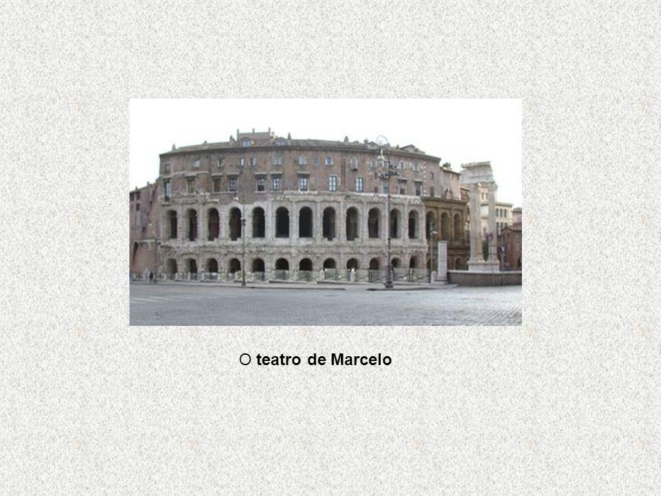 O teatro de Marcelo