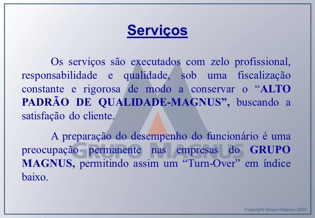 """Os serviços são executados com zelo profissional, responsabilidade e qualidade, sob uma fiscalização constante e rigorosa de modo a conservar o """"ALTO"""