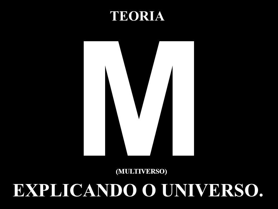 M TEORIA EXPLICANDO O UNIVERSO. (MULTIVERSO)