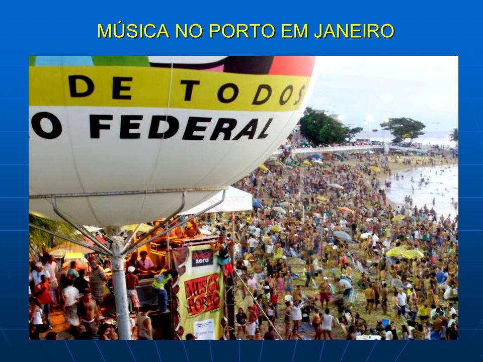 MÚSICA NO PORTO EM JANEIRO