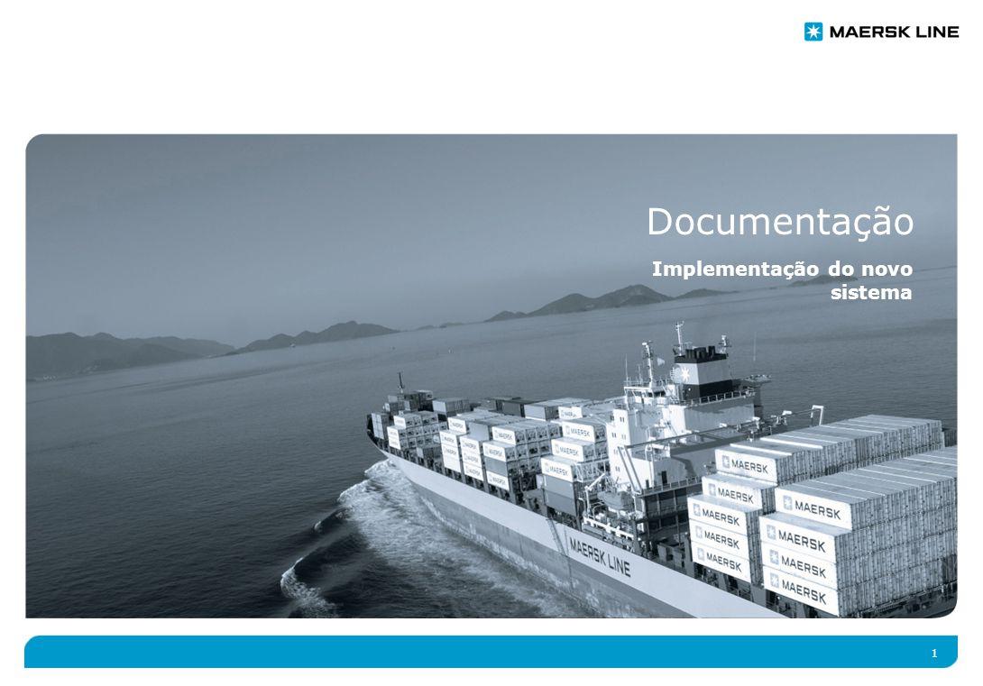 1 Documentação Implementação do novo sistema