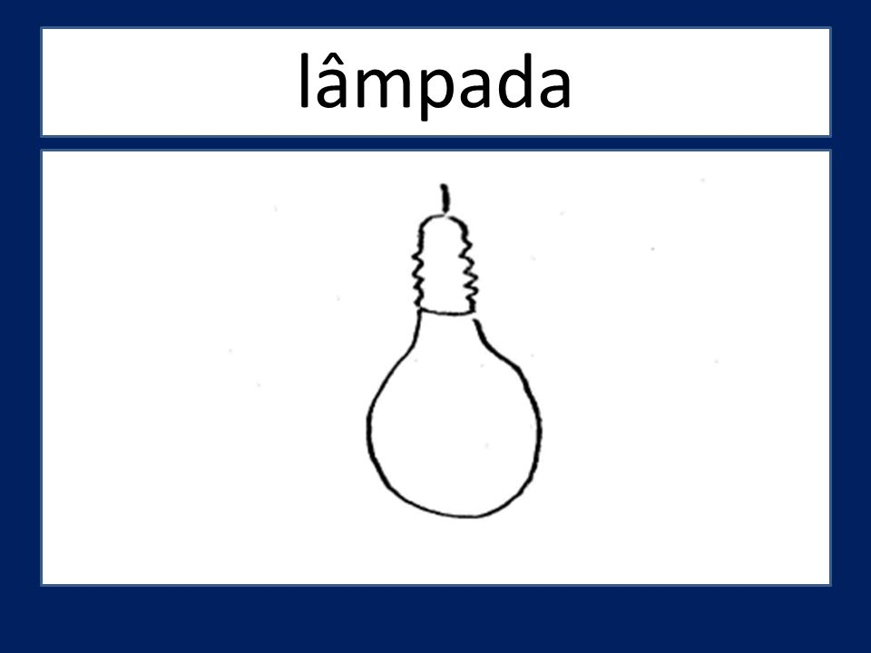lâmpada