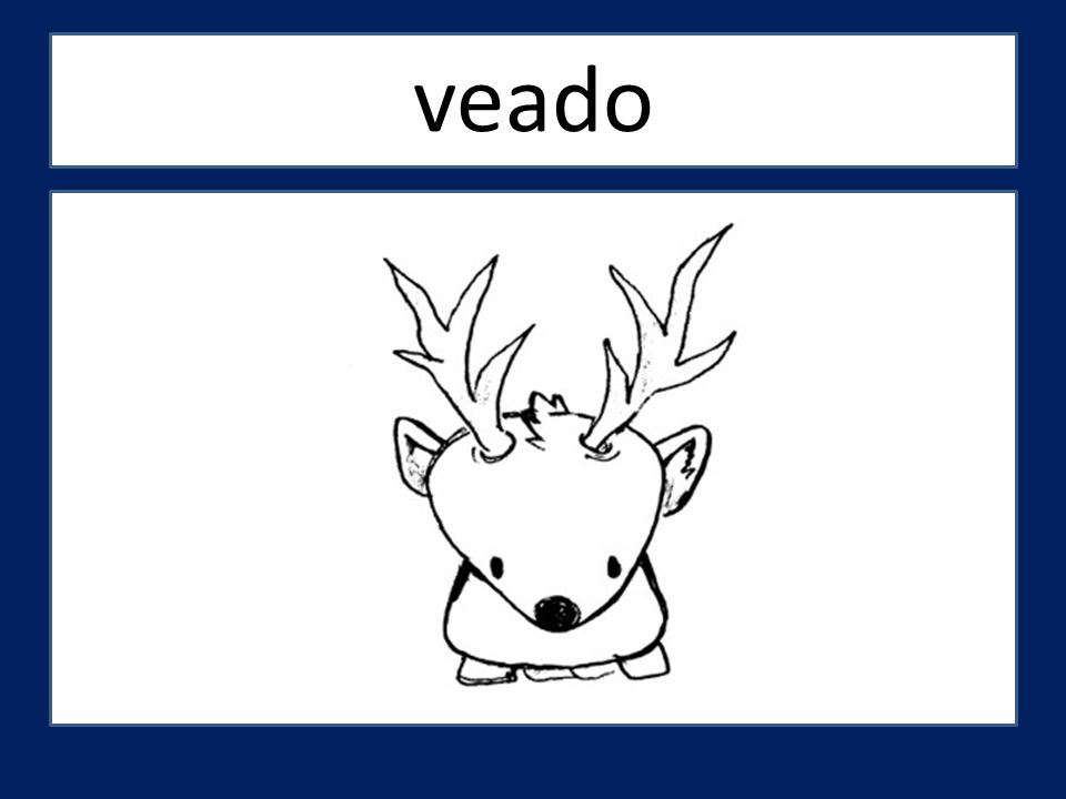 veado