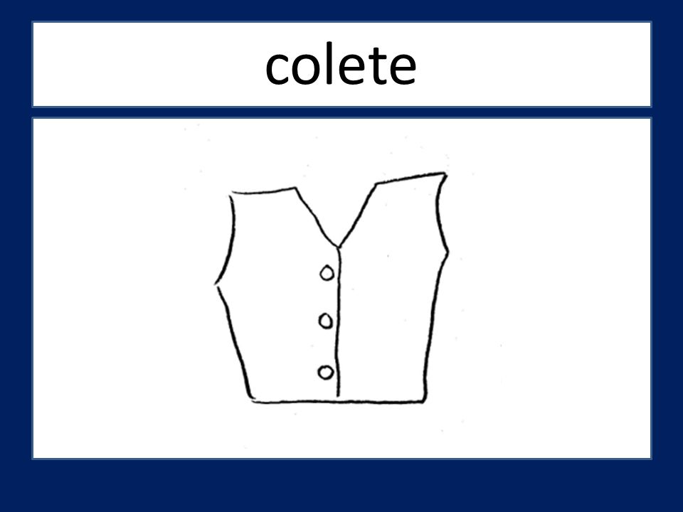 colete