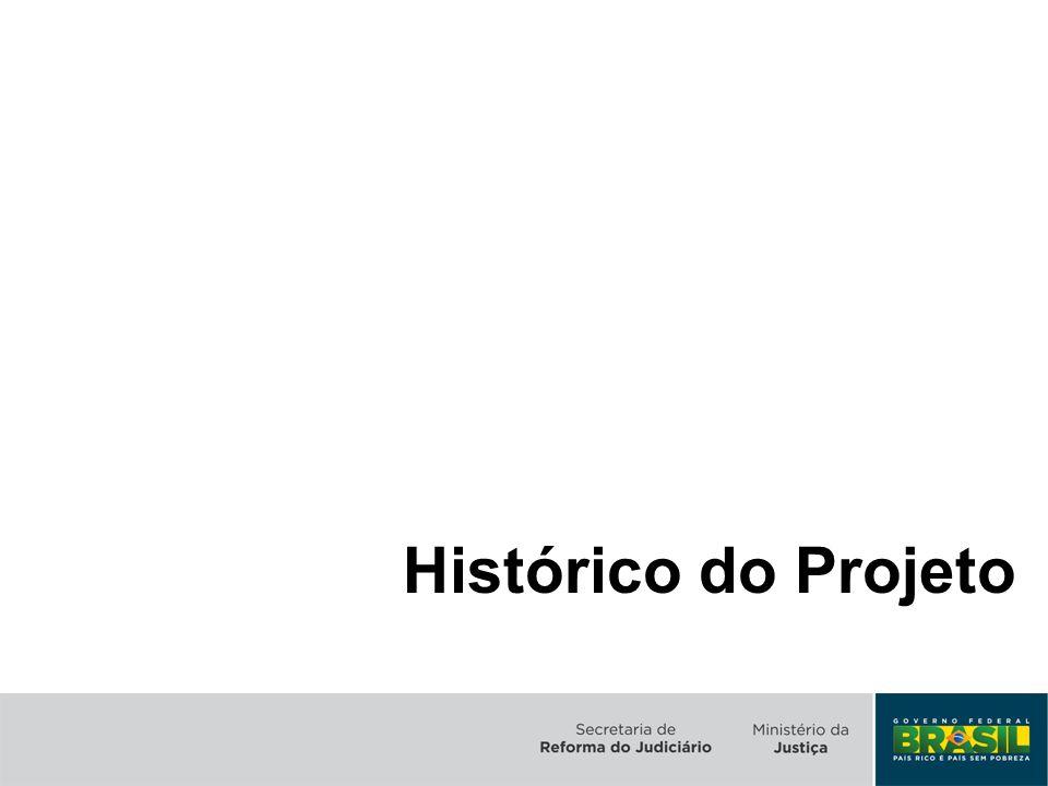 PL 4.827/1998 (Zulaiê Cobra) PLS 94/2002 (Pedro Simon) PL 517/2011 (Ricardo Ferraço) PLS 434/2012 Substitutivo ao PL 517/2011