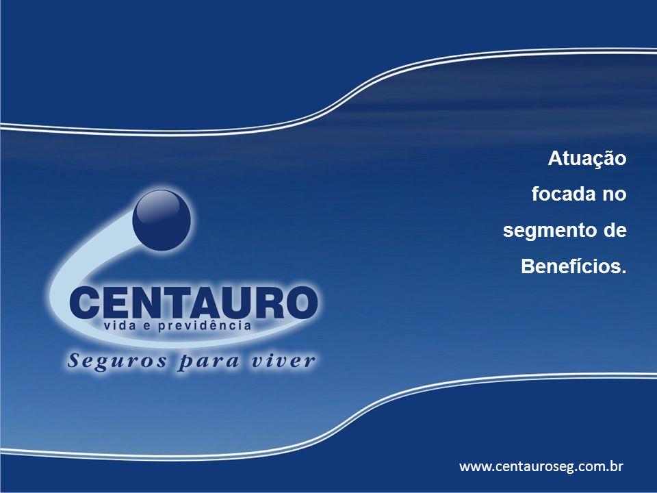 Atuação focada no segmento de Benefícios. www.centauroseg.com.br