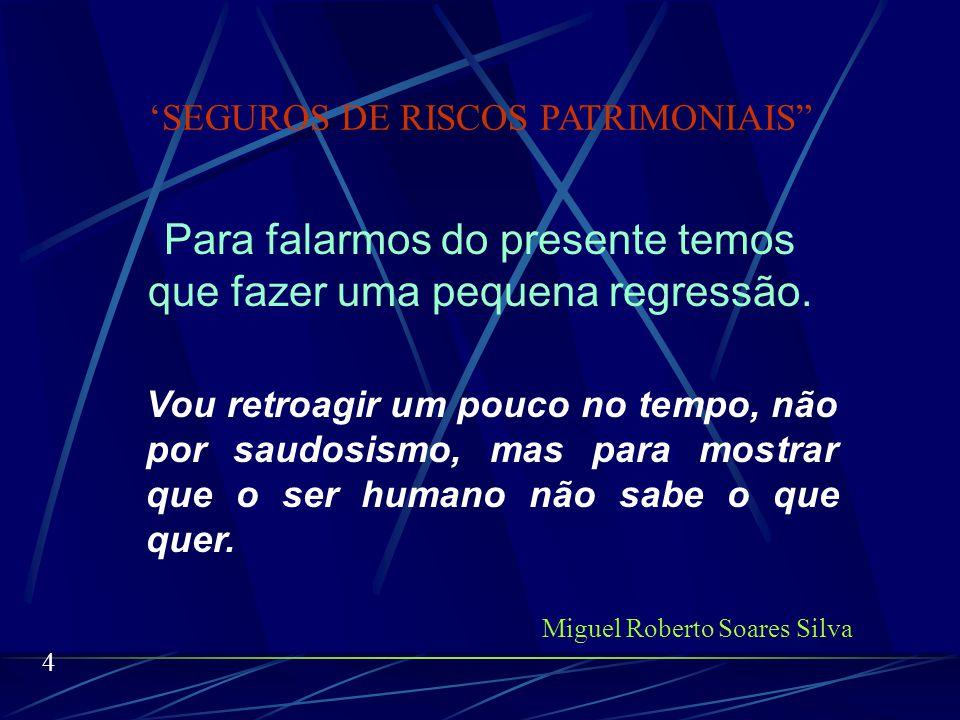 www.professormiguel.com.br SEGUROS DE RISCOS PATRIMONIAIS 3