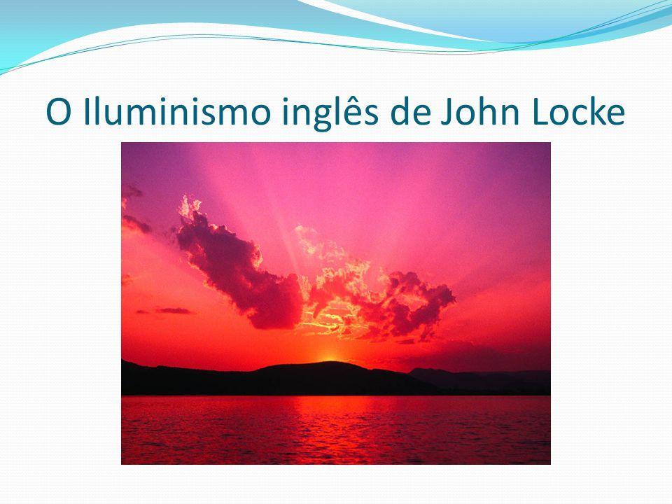 O Iluminismo inglês de John Locke