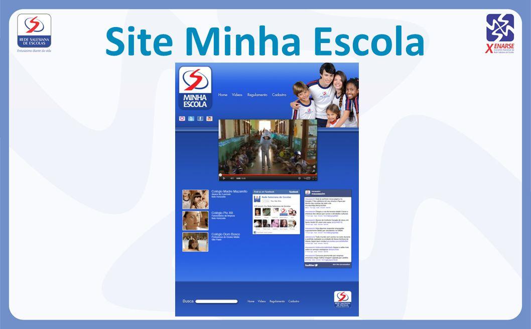Site Minha Escola