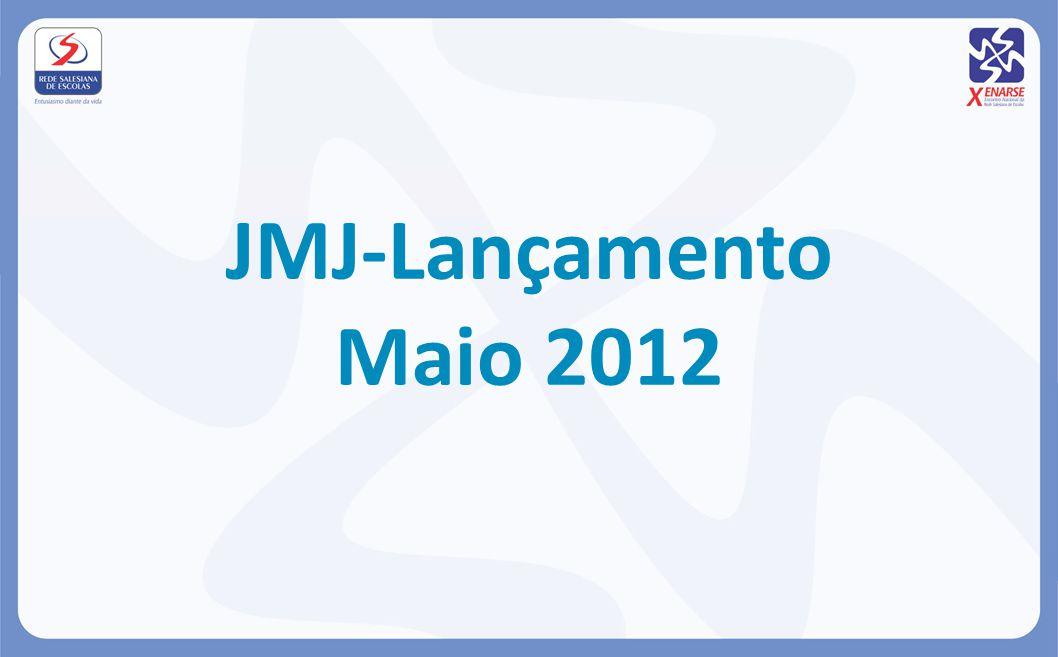 JMJ-Lançamento Maio 2012
