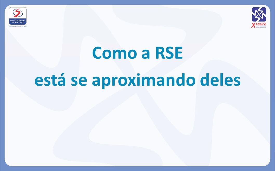 RSE Informa Histórico: Inaugurado em 2006, tinha o formato de tabela em Word.