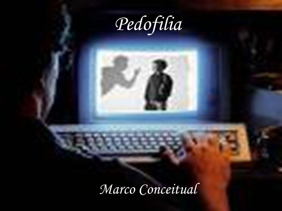 Pedofilia Marco Conceitual