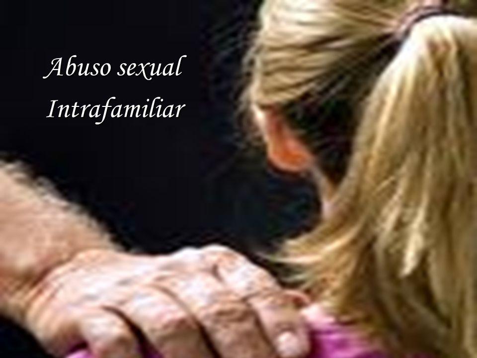 Abuso sexual Intrafamiliar