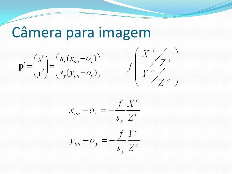 Última linha da matriz de rotação Reortogonalize: