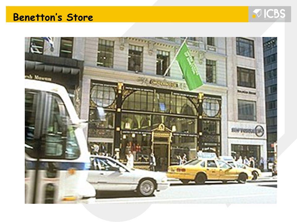 Benetton's Store
