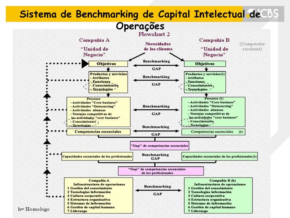 Sistema de Benchmarking de Capital Intelectual de Operações