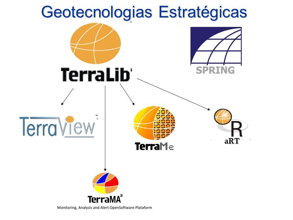 Geotecnologias Estratégicas aRT