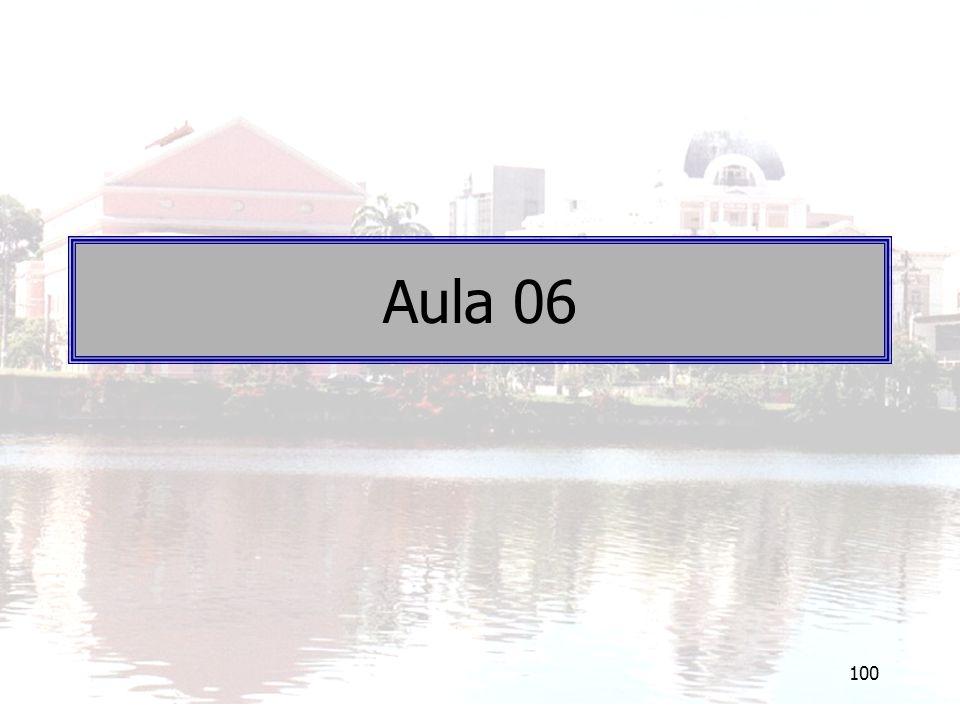 100 Aula 06