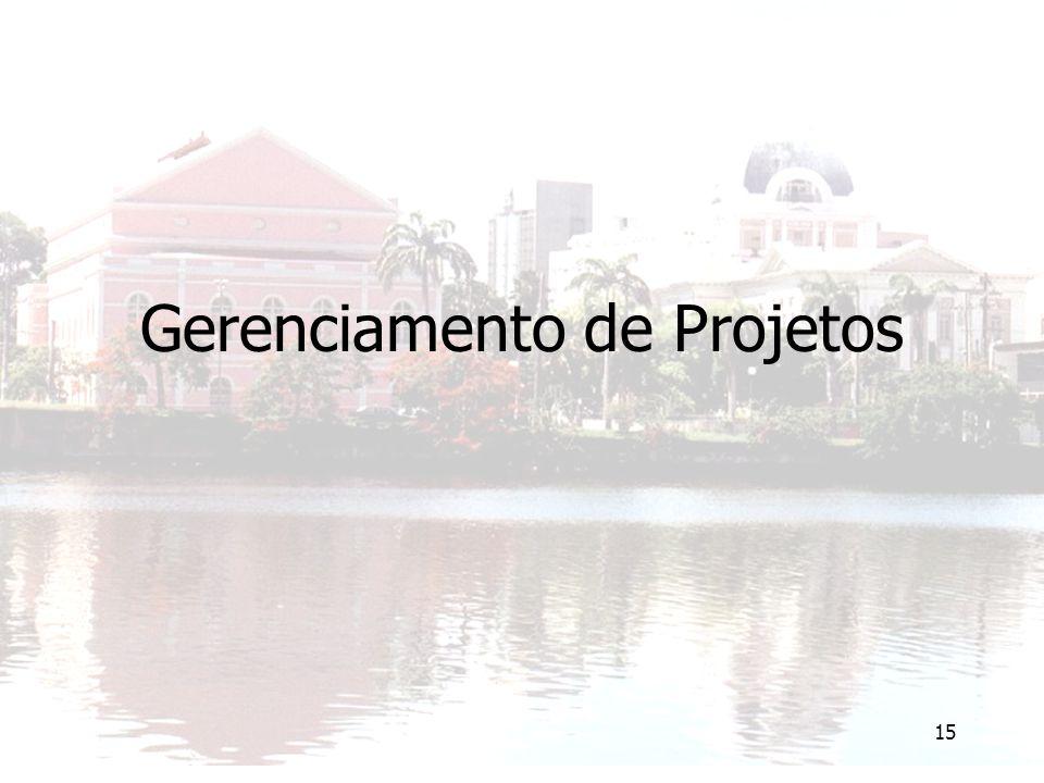 15 Gerenciamento de Projetos
