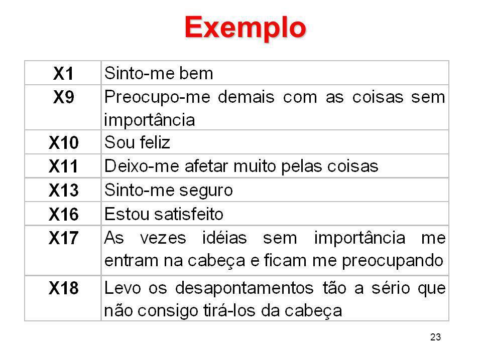 23 Exemplo
