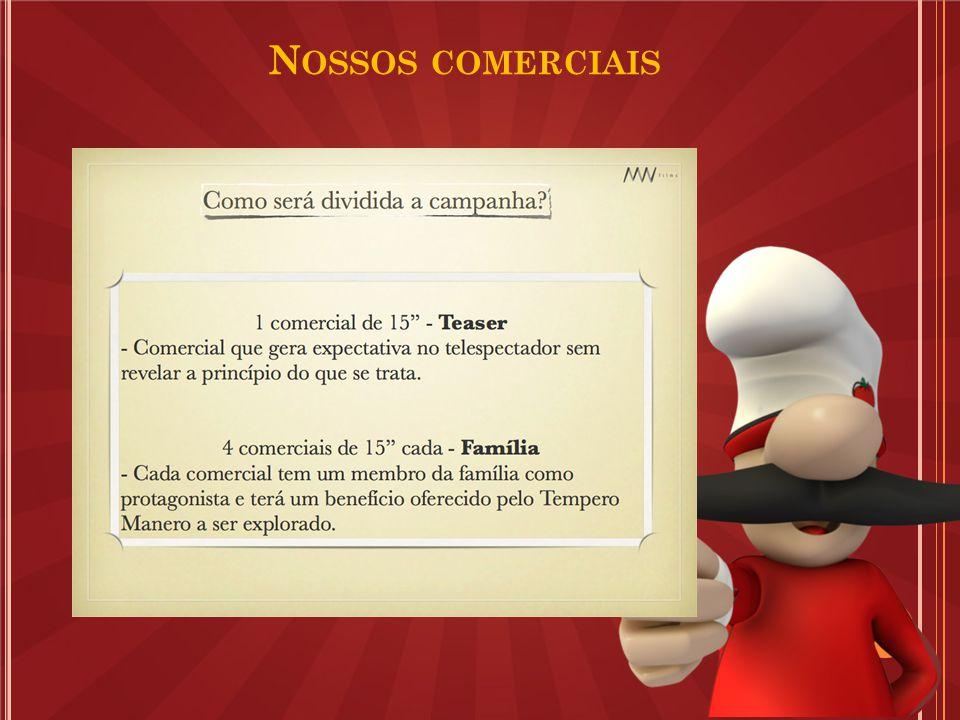 N OSSOS COMERCIAIS