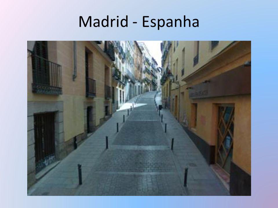 Madrid - Espanha