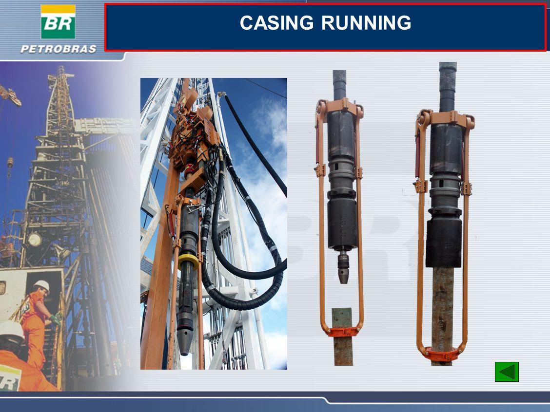 CASING RUNNING