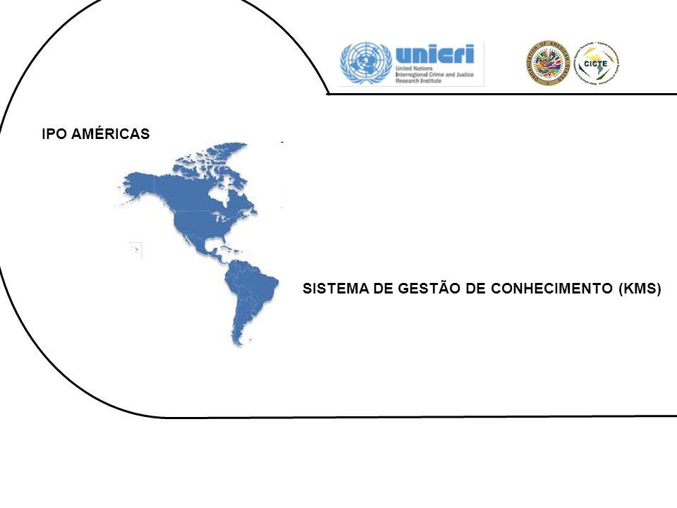 IPO AMÉRICAS SISTEMA DE GESTÃO DE CONHECIMENTO (KMS)