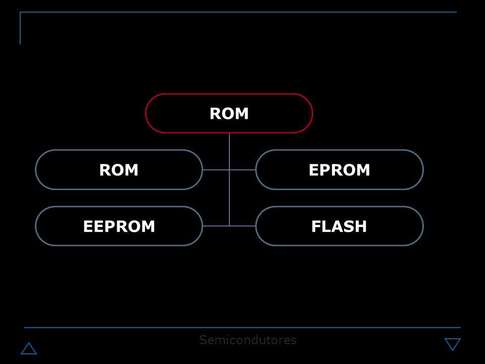 ROM EPROM EEPROMFLASH Semicondutores