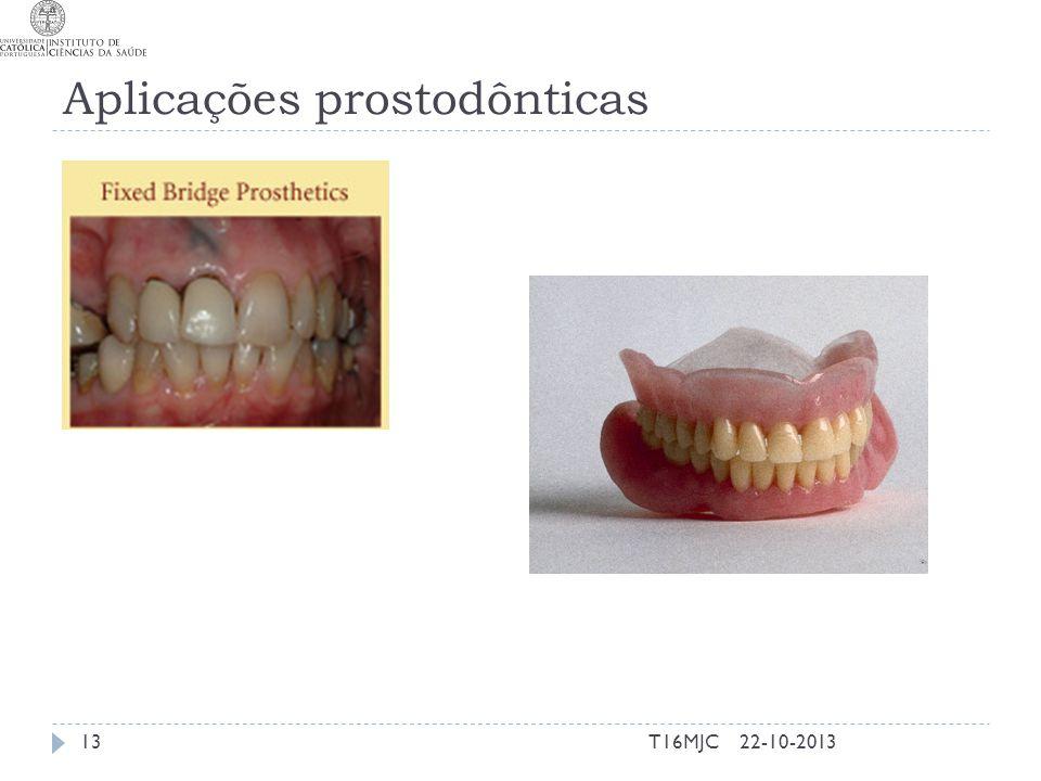 Aplicações prostodônticas 22-10-201313T16MJC