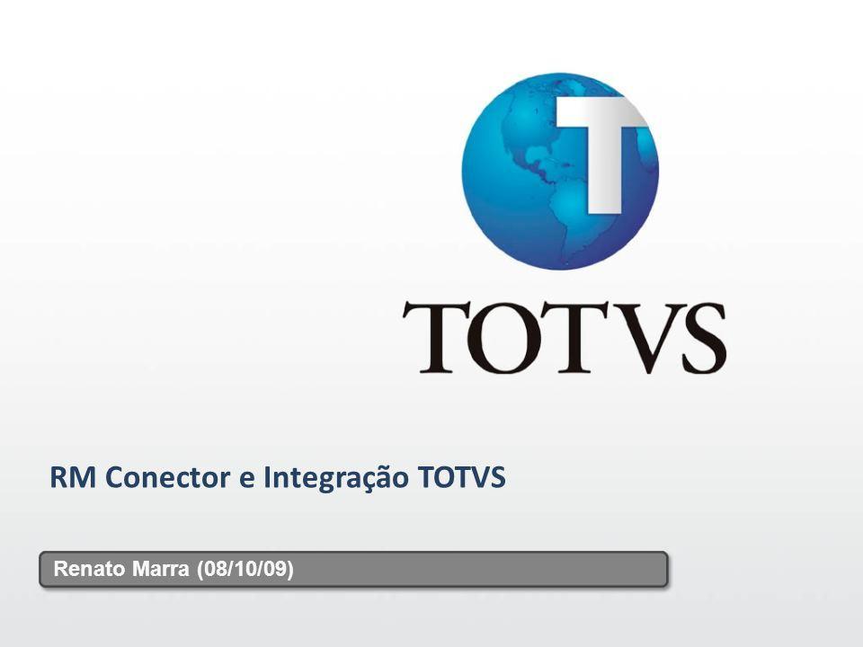 98 RM Conector e Integração TOTVS Renato Marra (08/10/09)