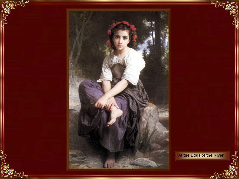 Bouguereau pintou mais de setecentos quadros, alcançando sucesso financeiro e aplauso público, mas nunca se esqueceu dos seus dias difíceis e, secretamente, ajudava jovens artistas que estivessem lutando por recursos para iniciar uma carreira artística.