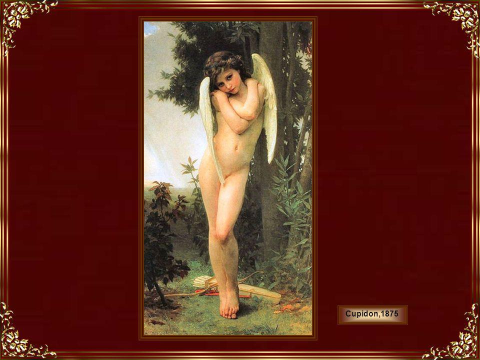 Como professor da École des Beaux-Arts, Bouguereau se opôs firmemente aos pintores impressionistas, especialmente a Edouard Manet (1832-1883), colocando-se como um dos defensores intransigentes da pintura acadêmica, daí originando-se uma luta sem fronteiras e sem trégua entre os dois movimentos.