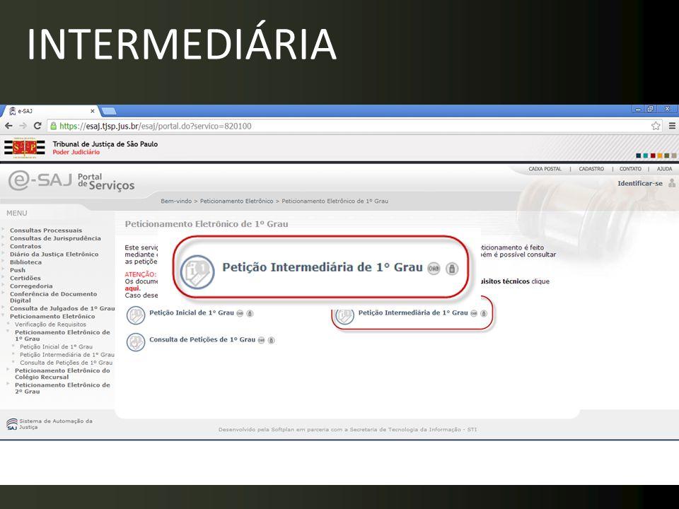 INTERMEDIÁRIA