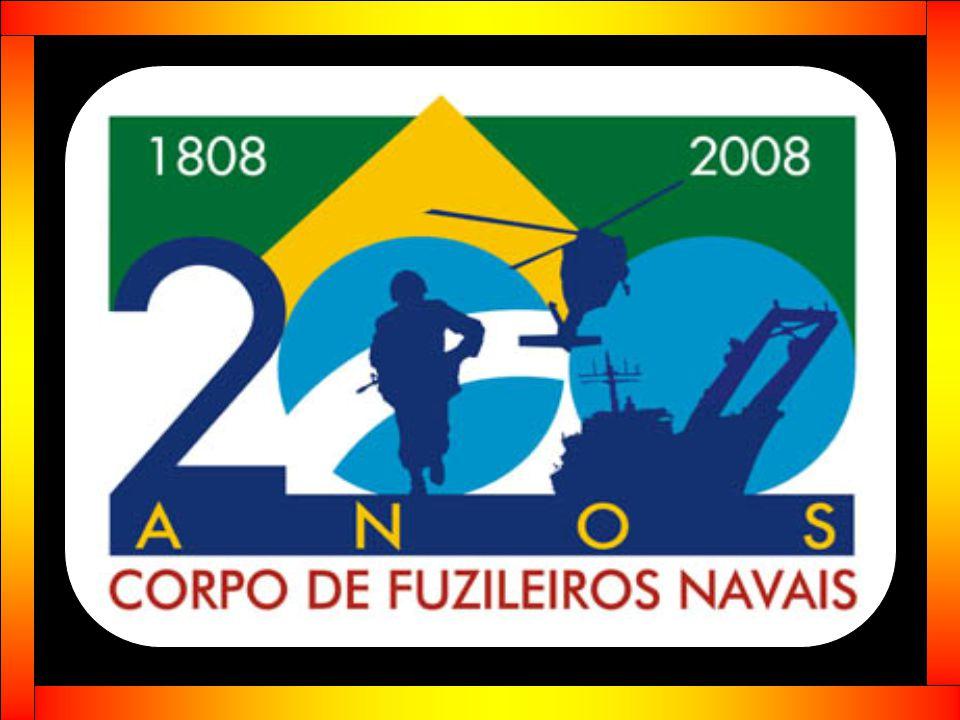 ADSUMUS AQUI ESTAMOS ! Reflete a prontidão e o permanente estado de alerta do Corpo de Fuzileiros Navais... tropa de elite da Marinha do Brasil