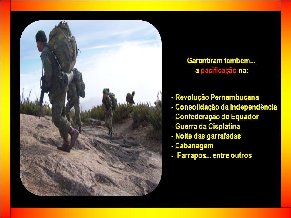 1ª fase Esse período... inicia-se com a chegada da Família Real ao Brasil até a criação do Corpo de Fuzileiros Navais(1808-1847) É caracterizado como