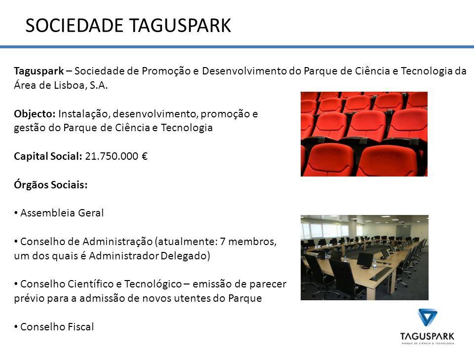 Taguspark – Sociedade de Promoção e Desenvolvimento do Parque de Ciência e Tecnologia da Área de Lisboa, S.A.