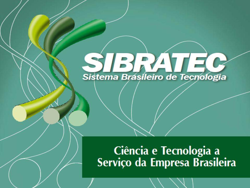 SIBRATEC – Sistema Brasileiro de Tecnologia Instituído por Decreto (nov.