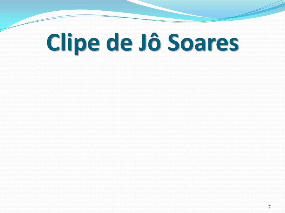 Clipe de Jô Soares 7