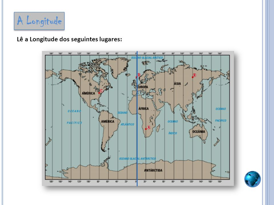 A Longitude