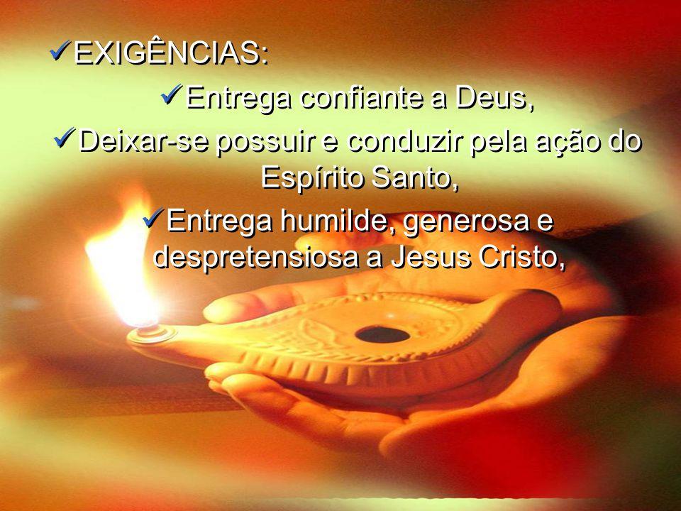 Enraizar e alicerçar a vida no mistério do amor de Jesus.