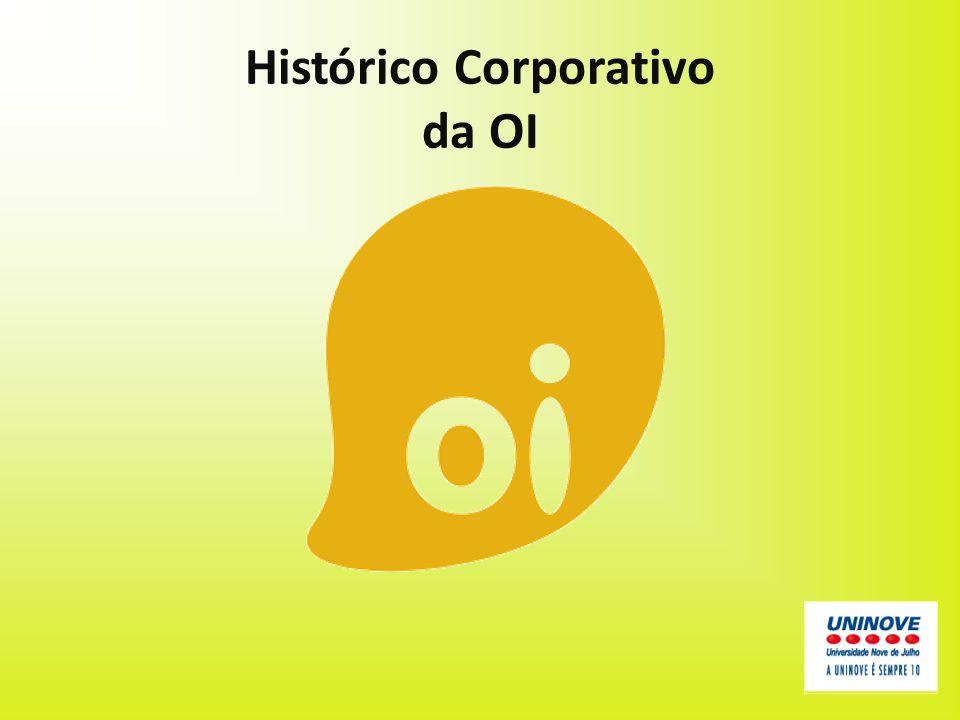 Histórico Corporativo da OI