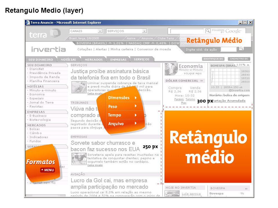 Retangulo Medio (layer)